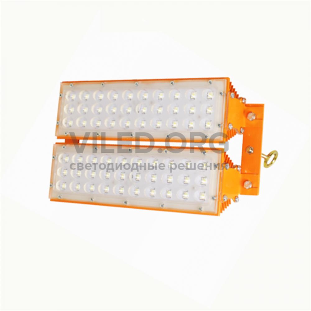 Взрывозащищенный светодиодный светильник VT-LED M2-2, 60 Вт