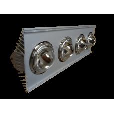 Фитосветильник с линзой LSS-FT-P-051-200-480mol-90-L